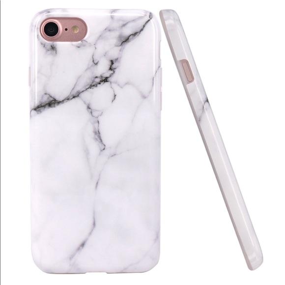 size 40 af9d9 c3198 Marble iPhone case- 7 or 8